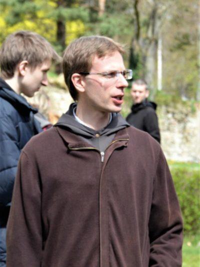 P. Mgr. Jan Poříz OCD<br>duchovní správce